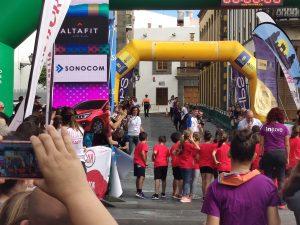Corriendo por Vegueta 2019 Carrera infantil
