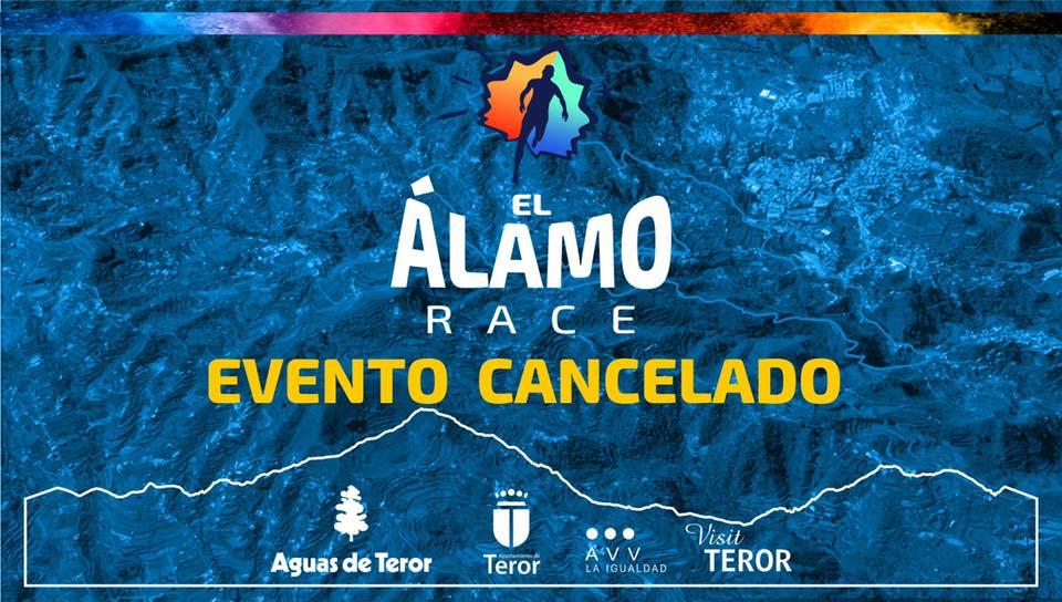 Cancelada El Alamo Race 2020