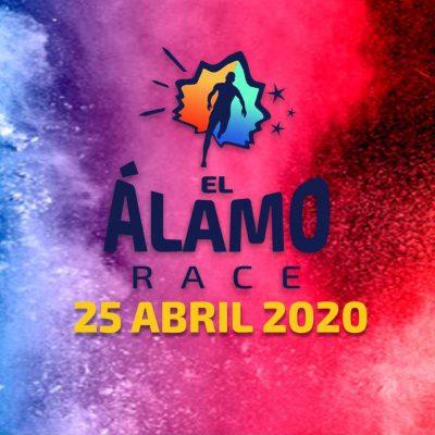 Cartel El Álamo Race 2020