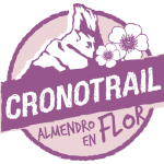 Cartel Cronotrail Almendro en Flor