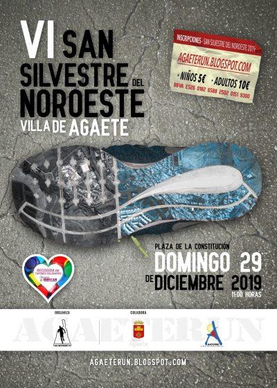 Cartel VI San Silvestre del Noroeste 2019