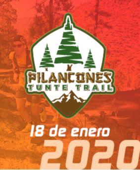Cartel Pilancones Tunte Trail 2020