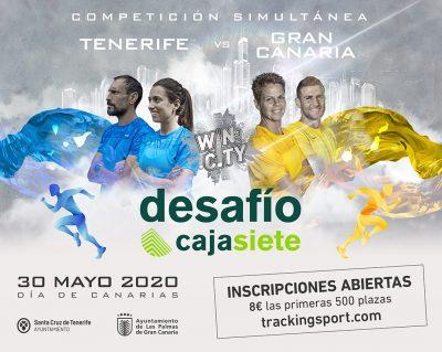 Cartel de la Gran Canaria WFC