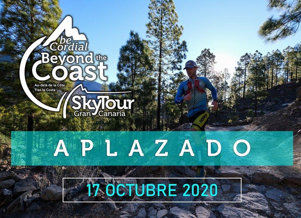 Aplazada Sky Tour Gran Canaria 2020