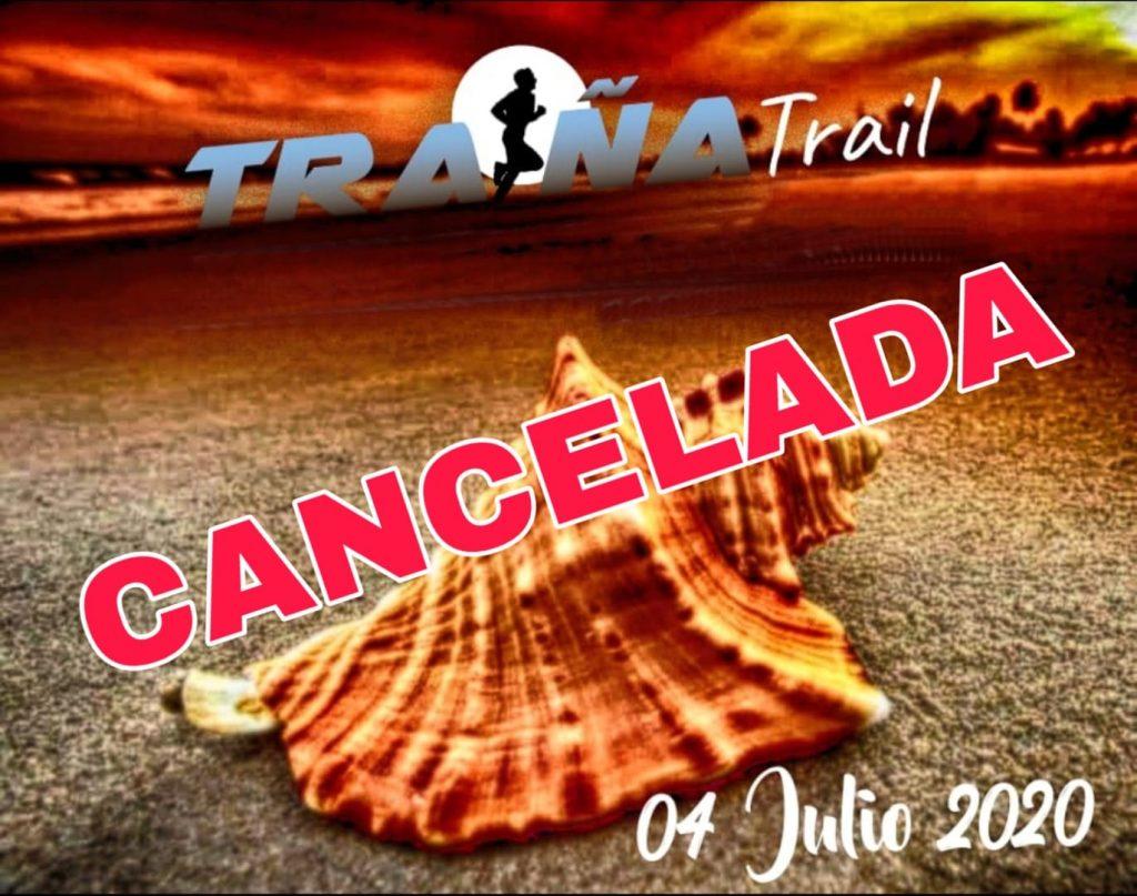 Cancelación Traiña Trail Gran Canaria 2020