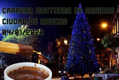 Carrera Nocturna de Navidad Ciudad de Arucas 2020
