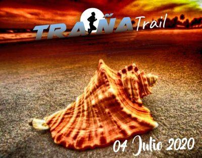 Cartel Traiña Trail Gran Canaria 2020