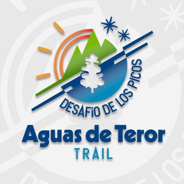 Cartel Aguas de Teror Trail 2020 - Desafío los Picos