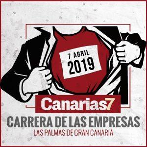 Canarias7 Carrera de las Empresas 2019 desde dentro
