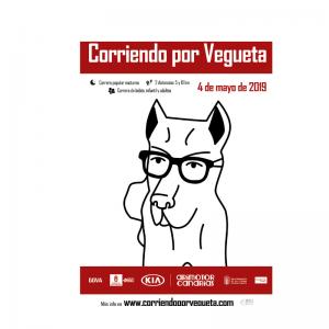 Corriendo por Vegueta 2019 desde dentro