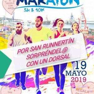 Media Maratón del Puerto 2019 desde dentro
