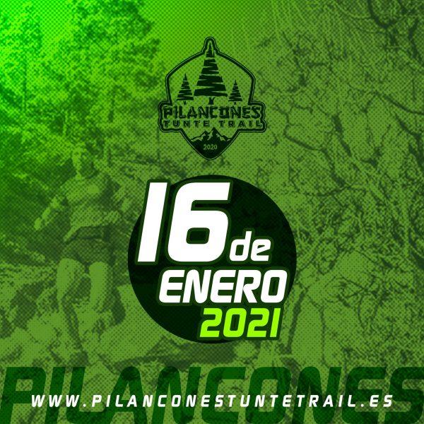 Cartel Pilancones Tunte Trail 2021