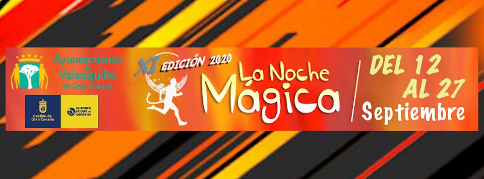 Portada La noche mágica 2020