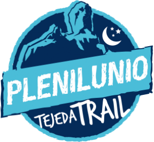 Logo Plenilunio Tejeda Trail 2021