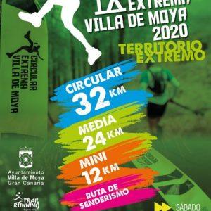 [CANCELADA] Trail Circular Extrema Villa de Moya 2020