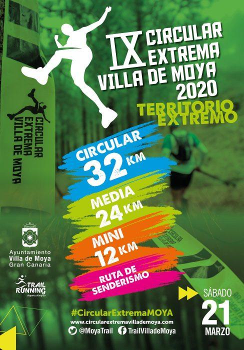Trail Circular Extrema Villa de Moya 2020