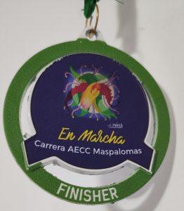 Medalla Española Contra el Cáncer (AECC)