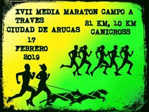Media Maratón de Arucas 2019 desde dentro