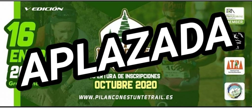 Pilancones Tunte Trail 2021 Cancelada