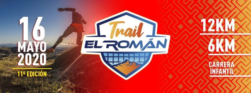 Portada de Trail El Román 2020