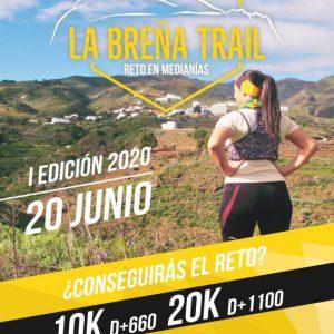 [CANCELADA] La Breña Trail 2020