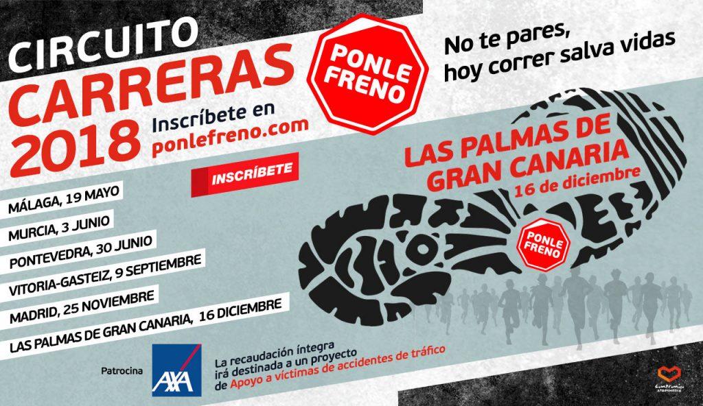 Ponle Freno Las Palmas 2018