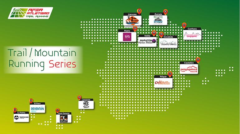 Trail Mountain Running Series 2020