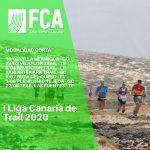 Corta Liga Canaria de Trail 2020o