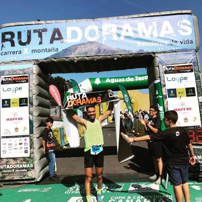 Ione Guerra Campeon Ruta Doramas 2019