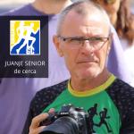 Juanje Senior de cerca
