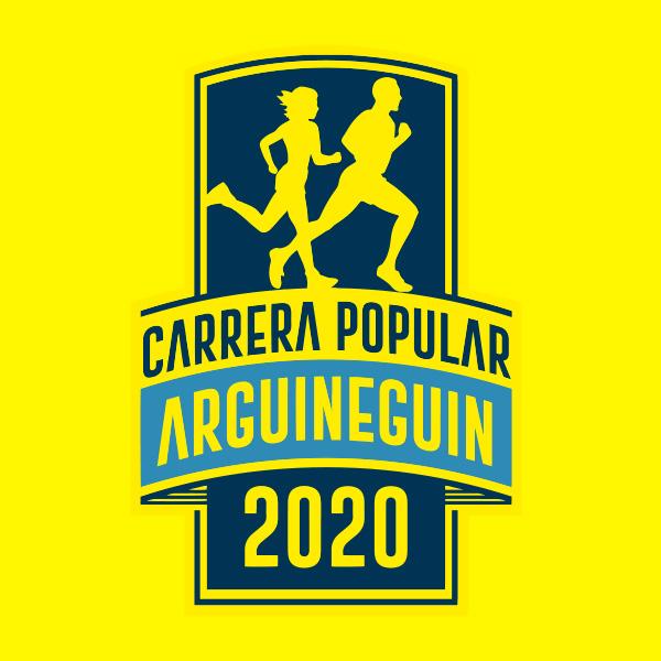 Logo Carrera Popular de Arguineguín 2020