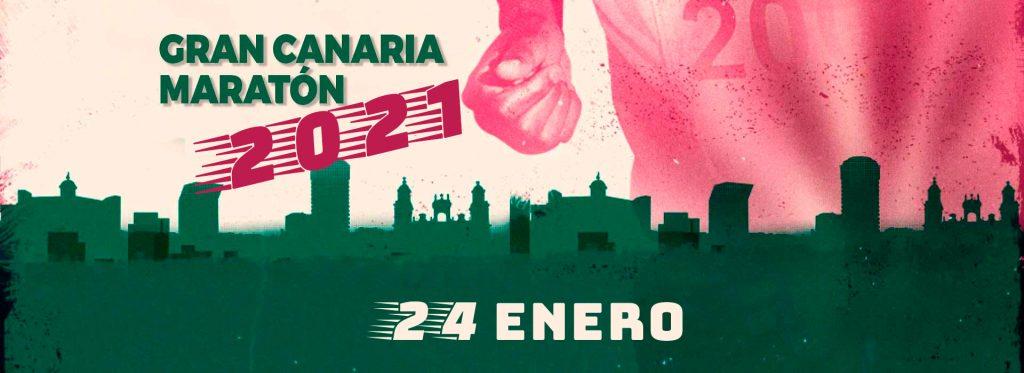 Portada Gran Canaria Maratón 2021