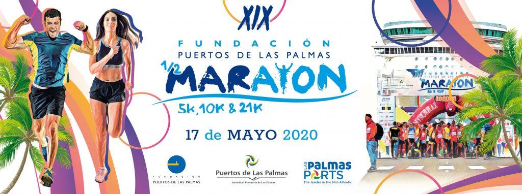 Banner corre fundación puertos 2020