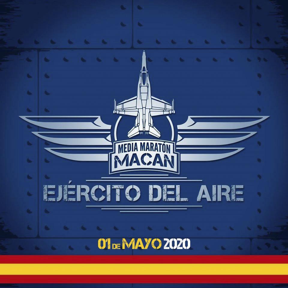 Cartel Media Maratón Macan 2020