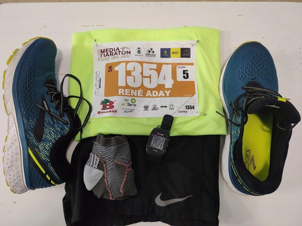 Previa Gran Canaria media maratón 2019