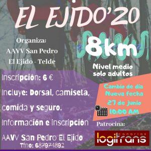 [CANCELADA] Trail El Ejido 2020