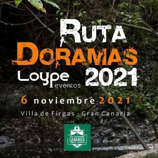 Cartel Ruta Doramas 2021