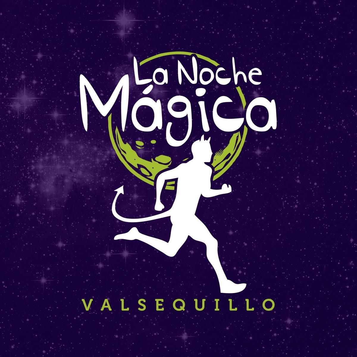 Cartel Oficial de La Noche Mágica 2021