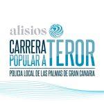 Logotipo oficial de Carrera Popular a Teror 2021