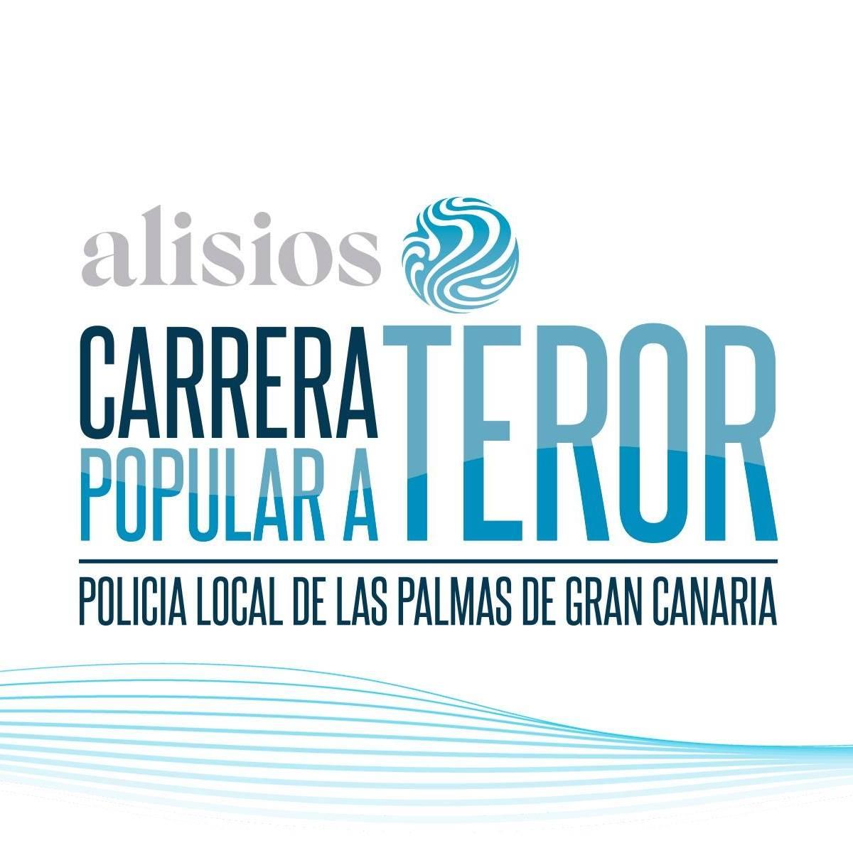Logotipo oficial de Carrera Popular a Teror