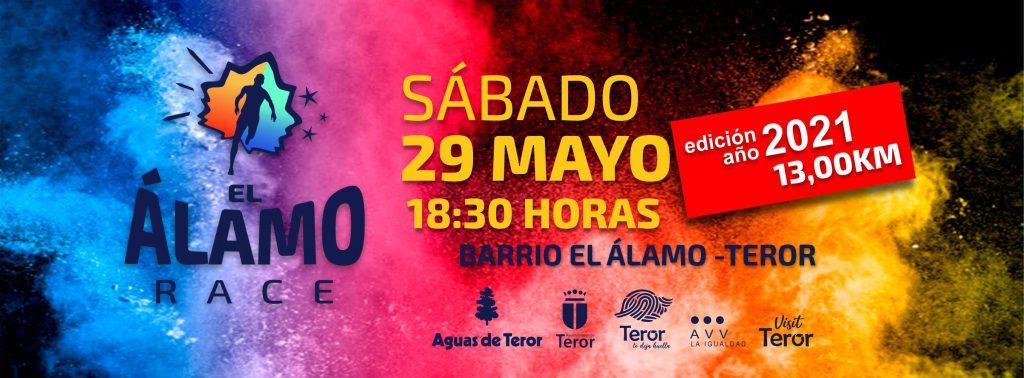 Portada El Álamo Race 2021
