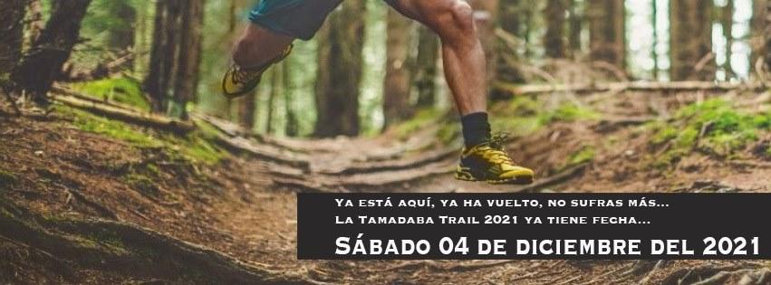 Anuncio de Tamadaba Trail 2021 para el 4 de diciembre