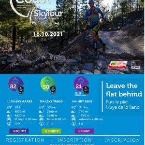 Beyond the Coast Sky Tour Gran Canaria 2021