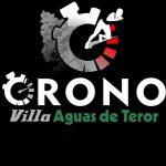 Logo oficial de la CronoVilla Aguas de Teror