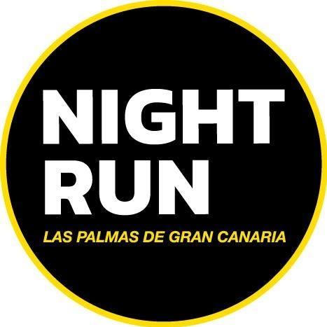 Logo oficial de la NightRun LPGC 2021