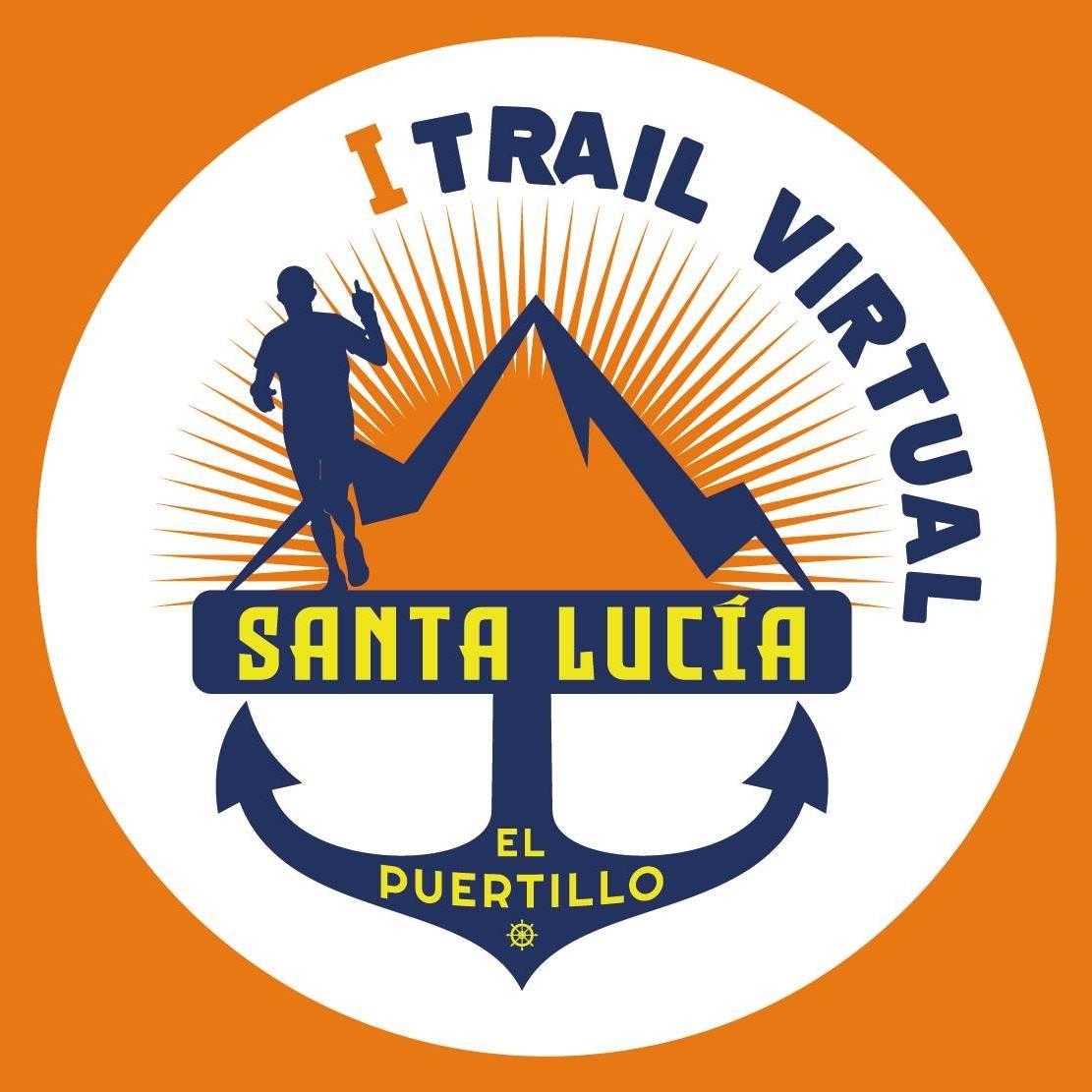 Logo Trail Santa Lucia El Puertillo 2020