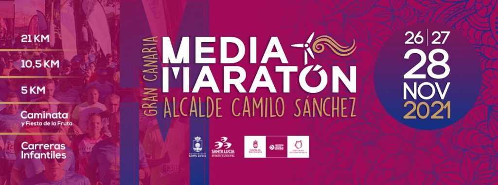Portada Gran Canaria Media Maratón 2021