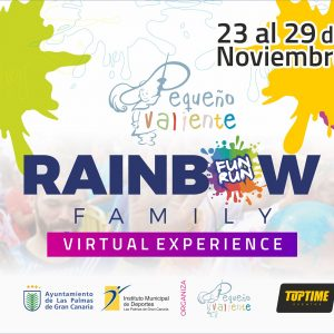 [VIRTUAL] Pequeño Valiente Rainbow Marathon 2020