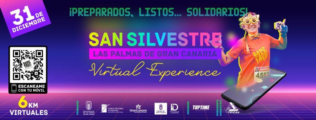 Cartel San Silvestre LPGC 2020