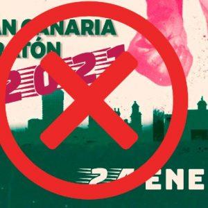 Cancelada la Gran Canaria Maratón 2021